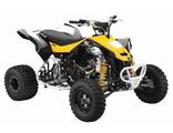 BRP Can-Am DS 450 XMX