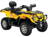 BRP Can-Am Outlander MAX XT 400