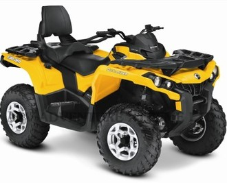 BRP Can-Am Outlander MAX 500 DPS