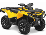 BRP Can-Am Outlander 650 XT