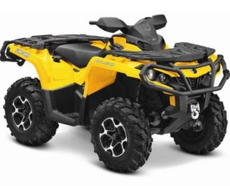 BRP Can-Am Outlander MAX 650 XT